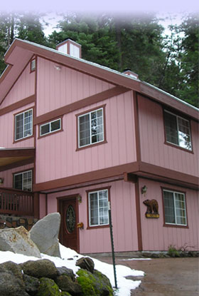 Cozy bear cottages Yosemite West